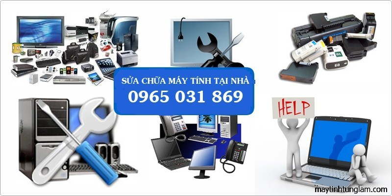 Sửa chữa máy tính Văn Giang