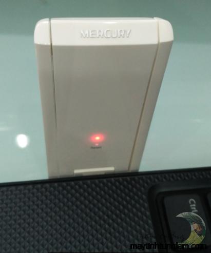 Hướng dẫn cài kích sóng Mercury-302RE