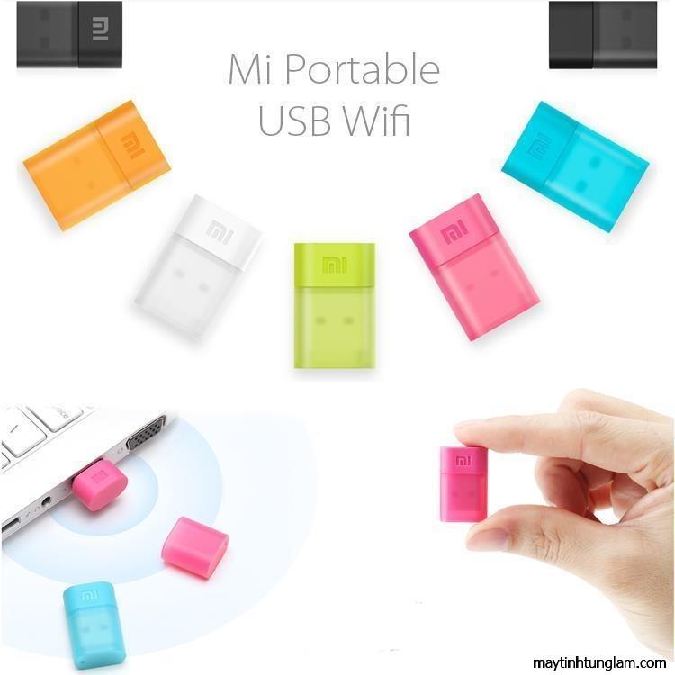 Driver USB thu Wifi Xiaomi