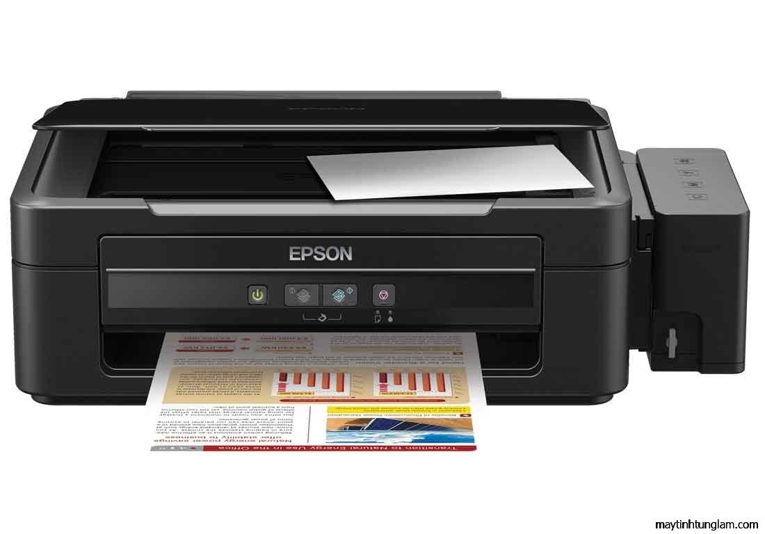 Phần mềm reset máy in Epson L110 L210 L300 L350 L355