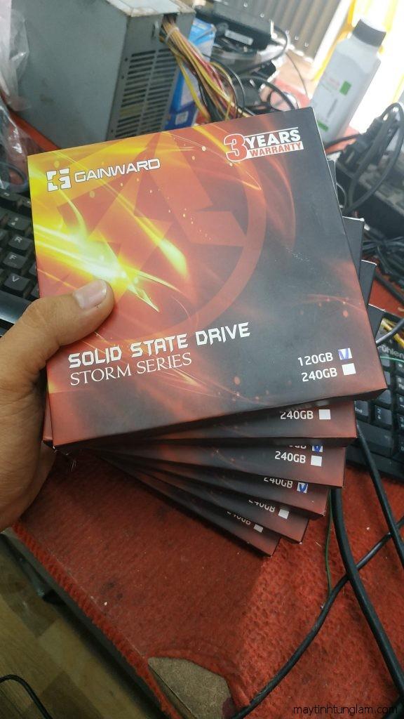 SSD Gainward giá rẻ Văn Giang