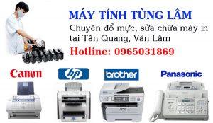 Đổ mực in tại Tân Quang, Văn Lâm Hưng Yên