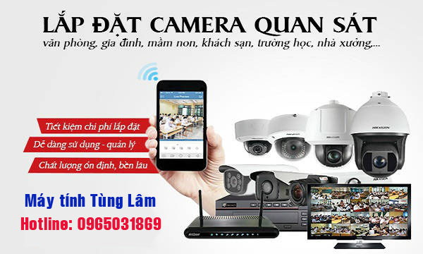 Lắp camera Hưng Yên LH: 0965031869