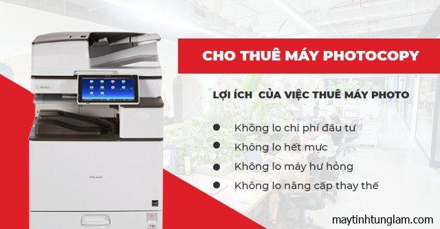 cho thuê máy photo tại Hưng Yên