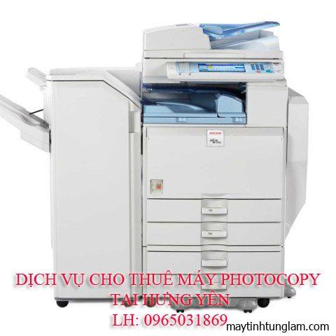 cho thue may photocopy tai hung yen